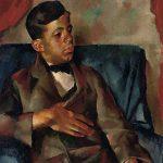1922-Geza-Frid-geschilderd-door-Vilmos-Aba-Novak
