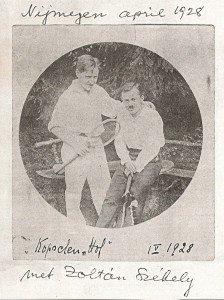 1928-Szekely-en-Frid-tennis-in-Nijmegen-765x1024