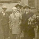 1929-Geza_Frid_met_Maurice_-Ravel_en_Zoltan_Szekely