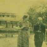 1950-Geza-Frid-met-vrouw-en-zoon-in-Vondelpark