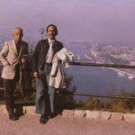 1971 - Boedapest: Géza wandelt met zijn zoon door het verleden