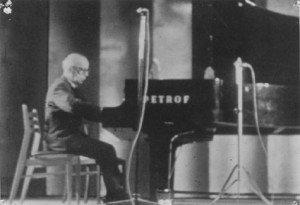 geza frid - concert sighet 1971