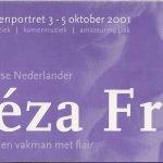 2001, Eindhoven: Componistenportret
