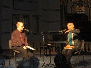 Frid-concert Boedapest 2011 (Martin Tchiba en Arthur Frid)