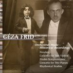 2018, Amsterdam: 4de Frid-cd, 'Orchestral Music'