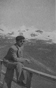 1937 - GF in Zwitserland