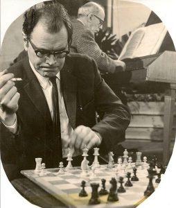 1965 - TV-optreden GF met Godfried Bomans