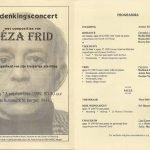 13-09-1999 Herdenkings concert Bergen NH